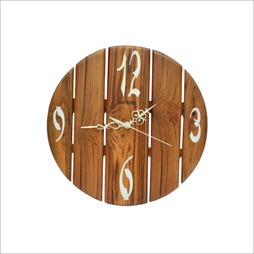 Round Shape Wall Clock