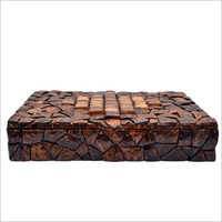 Decorative Wooden Dryfruit Box