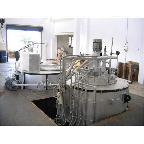 Pit Type Gas Carburizing Furnace Service