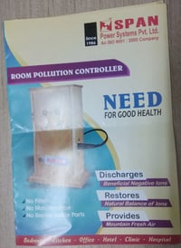 Air Pollution controller
