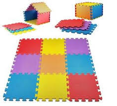 Baby Puzzle Rubber Mat