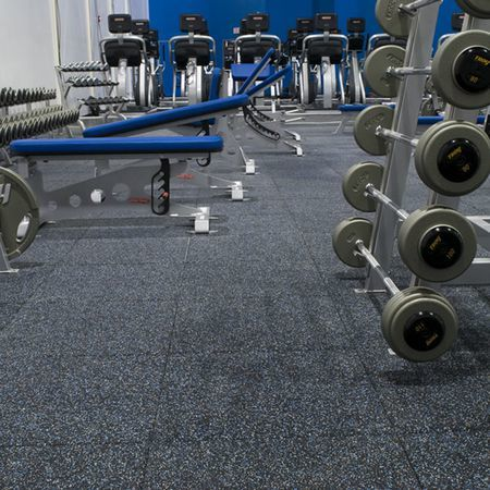 Exercise and Fitness Flooring
