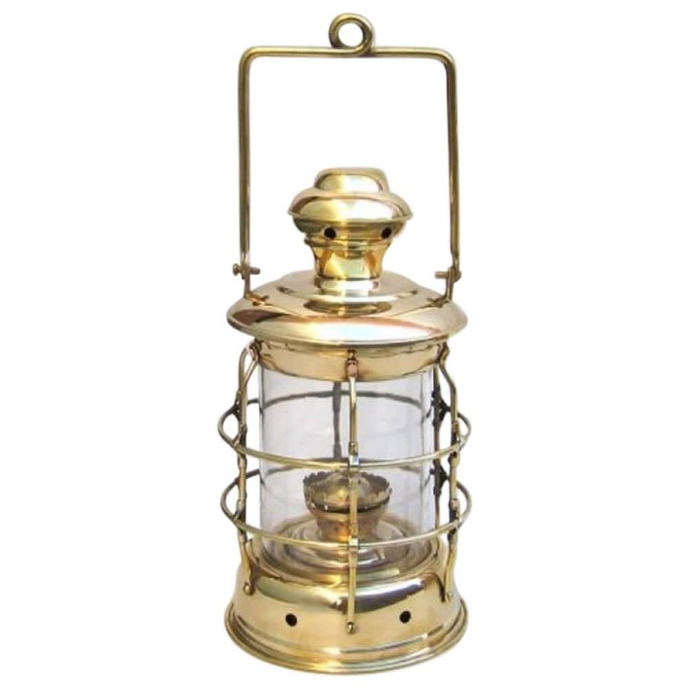 Cargo Lantern Round Oil Lamp