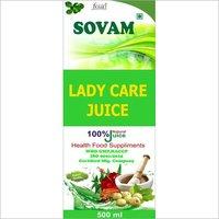 Lady care juice