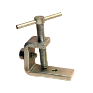 J Type Earth Clamps