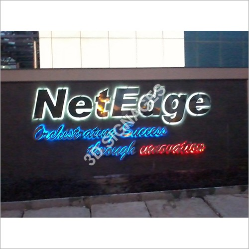 3D Electric Signage