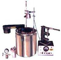 Laboratory Bomb Calorimeter Apparatus