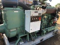 Scania DI 12 62M Diesel Generator