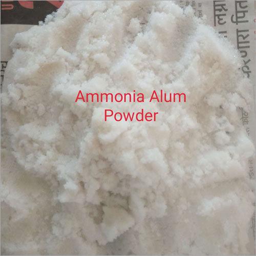 Ammonia Alumn Powder