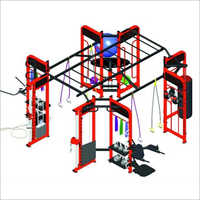 Cross Fit 360 Trainer Machine