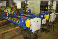 MOTORISED LEAD SCREW WELDING ROTATOR