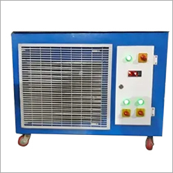 commercial chiller plant