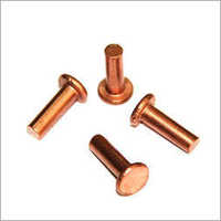 Round Head Copper Rivet