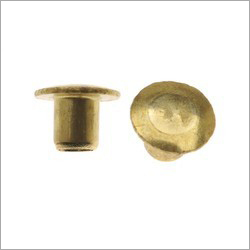 Round Head Brass Rivet