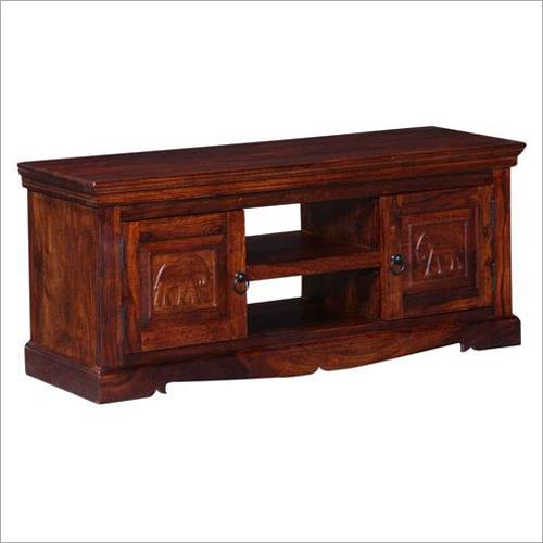 2 Doors Wooden TV Cabinet