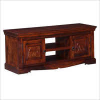 2 Doors Wooden TV Cabinet