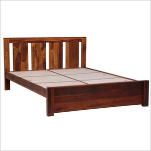 Wooden King Size Double Bed