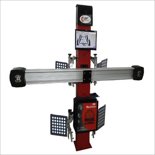3 D Wheel Alignment