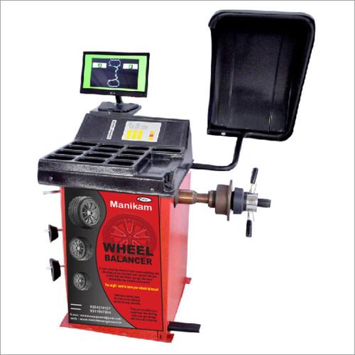 Videography Wheel Balancer
