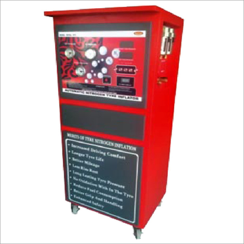 Double Display Nitrogen Generator