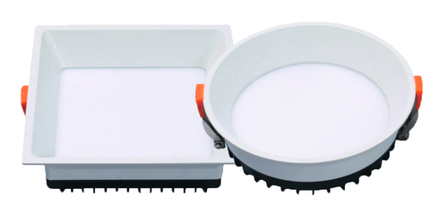 18 W SQUARE DEEP DOWN LIGHT