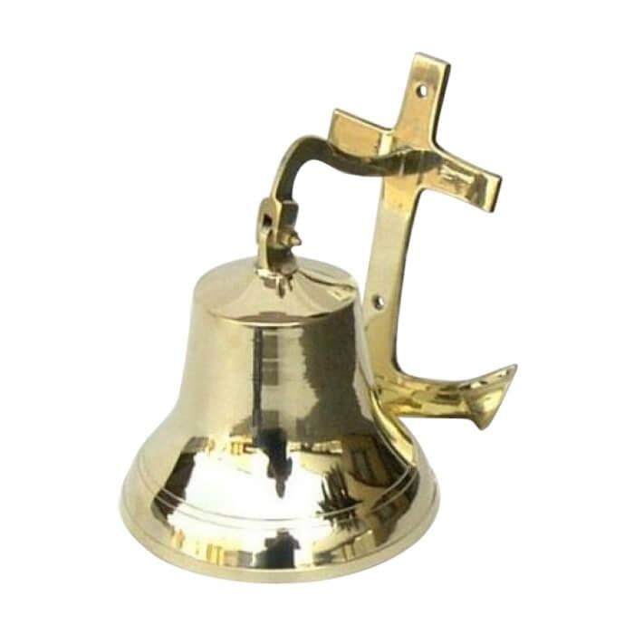Brass Wall Anchor Bell