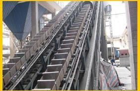Deep Bucket Conveyor System