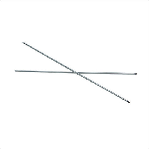 Orthopedic Pins And Wires