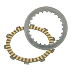 Clutch And Friction Plate