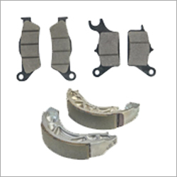 Brake Pad And Brake Shoe