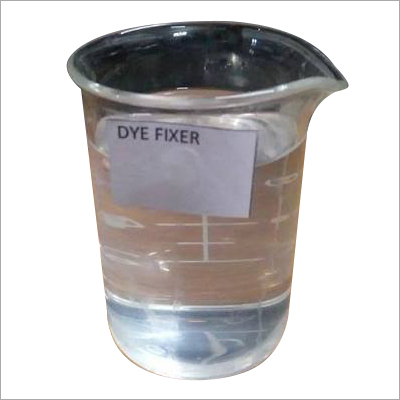 Dye Fixer Finishing Chemical