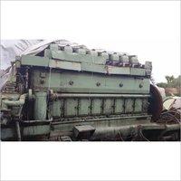 Sulzer 8S20 Marine Engine