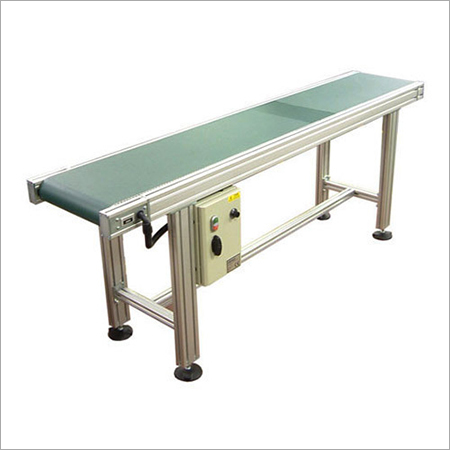 Industrial Bend Belt Conveyor