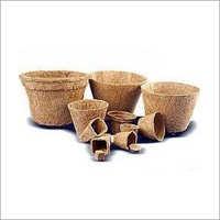 Coir Fiber Pots