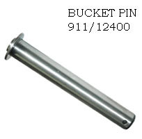 Bucket Pin Single Hole