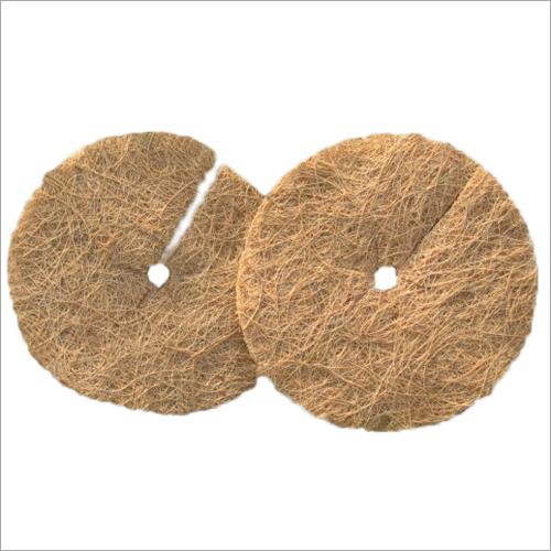 Round Coir Mulch Mat