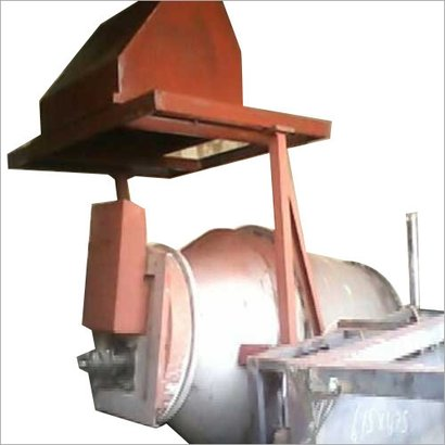 Tilting Rotary Furnace Application: Industrial
