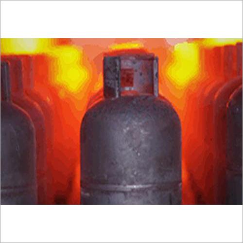 Lpg Cylinder Heat Treatment Furnace Application: Industrial