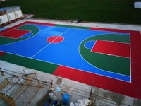 Outdoor Sports Flooring