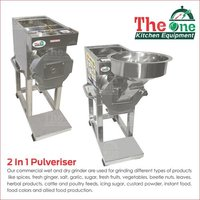 2 in 1 PULVERIZER