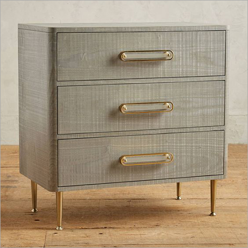 3 Drawers Chloe Nightstand