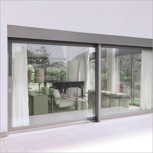 UPVC Sliding Glass Door