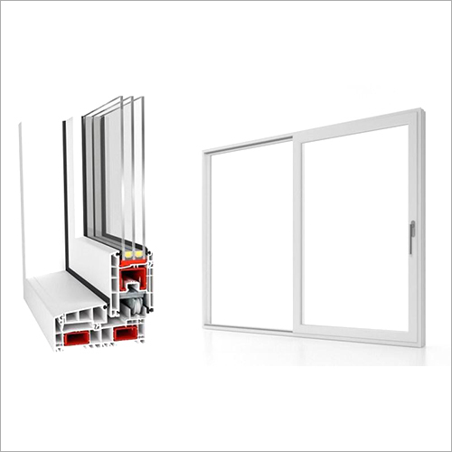 UPVC Almunium Window Profiles