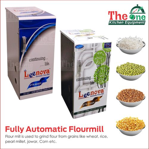 FULLY AUTOMATIC FLOURMILL