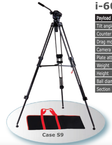 Acebil Video Tripod