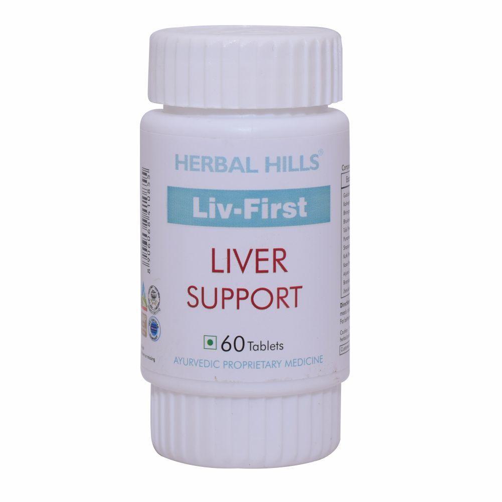 ayurvedic liver tonic - Liver care medicine - Livfirst 900 Capsule