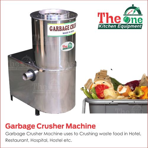 GARBAGE CRUSHER