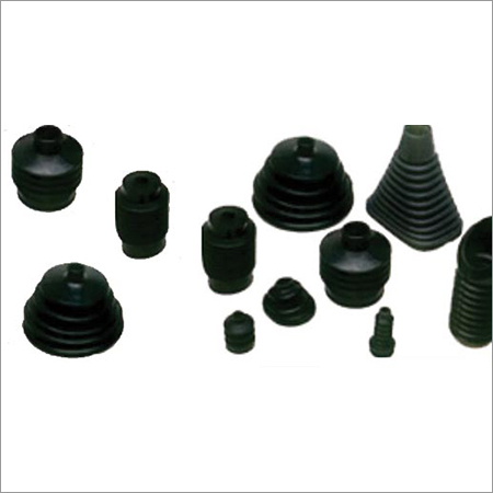 Rubber Flexible Bellow