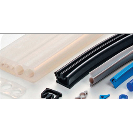 Silicone Transparent And Translucent Profiles