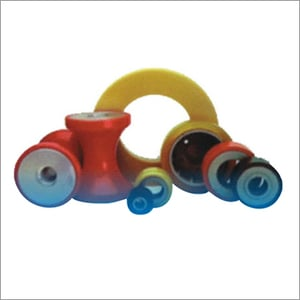 Rubber Spacers And Slitters Rings